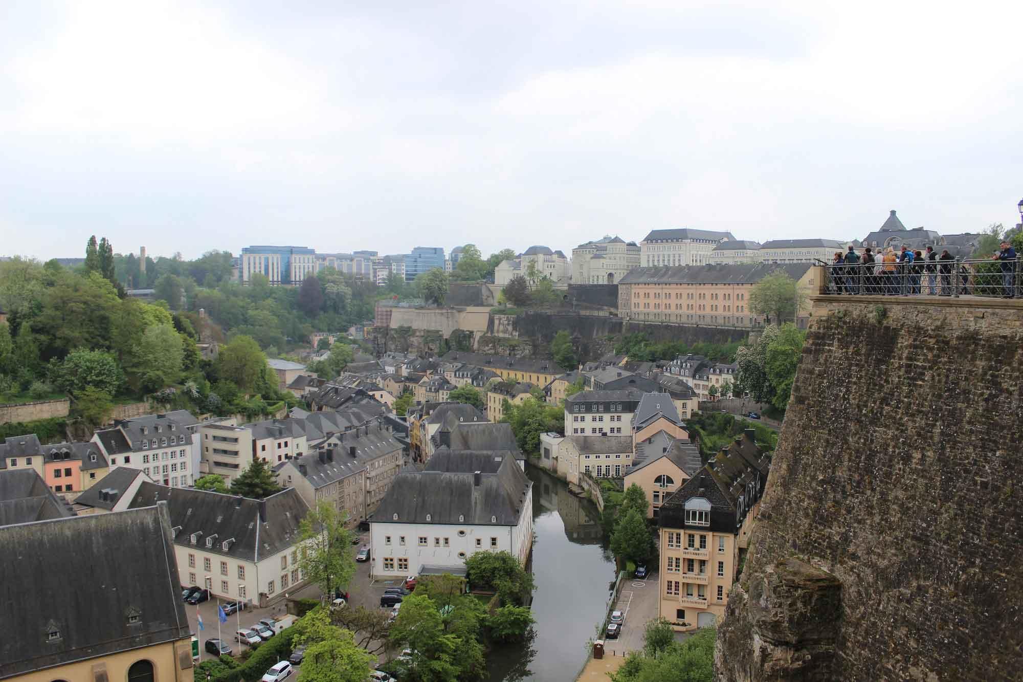5 razões pela qual você deve ir pra Luxemburgo