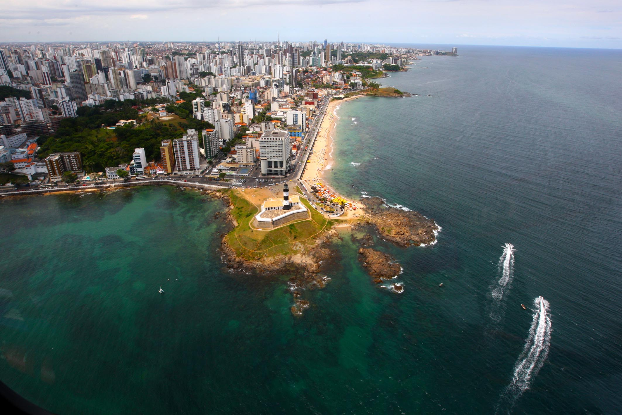 Salvador e as infinitas razões para amar cidade!