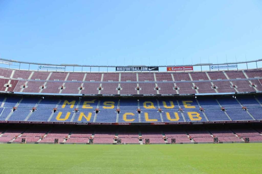 Camp Nou - Foto: Viagem 0800