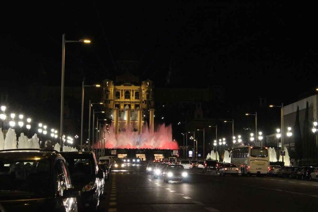 Montjuic - Foto: Viagem 0800