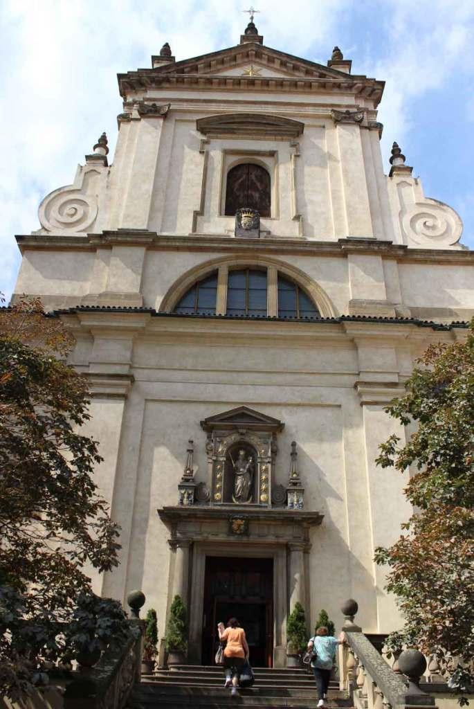 Igreja do Menino Jesus de Praga. Foto: Viagem 0800