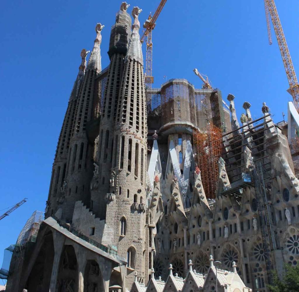 Sagrada Família - Foto: Viagem 0800