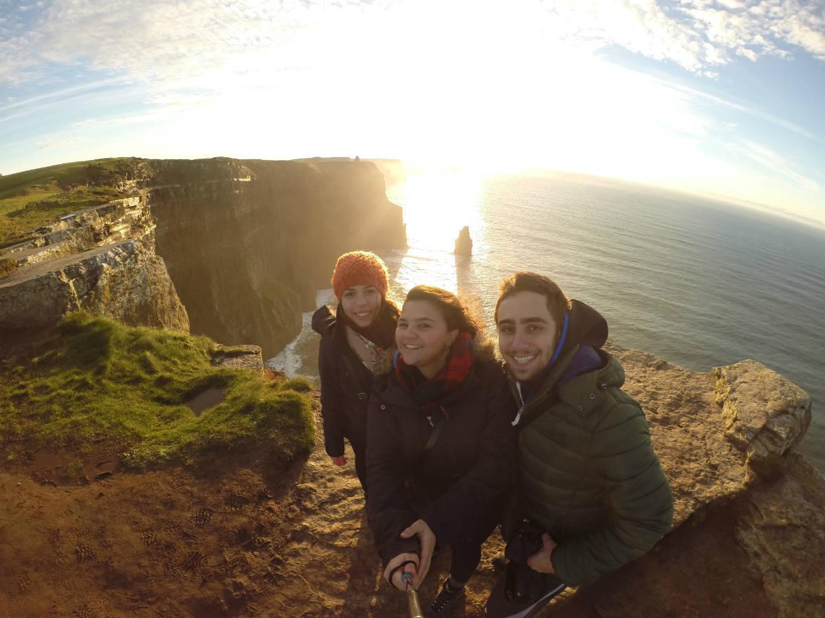 Cliffs de Moher - Irlanda