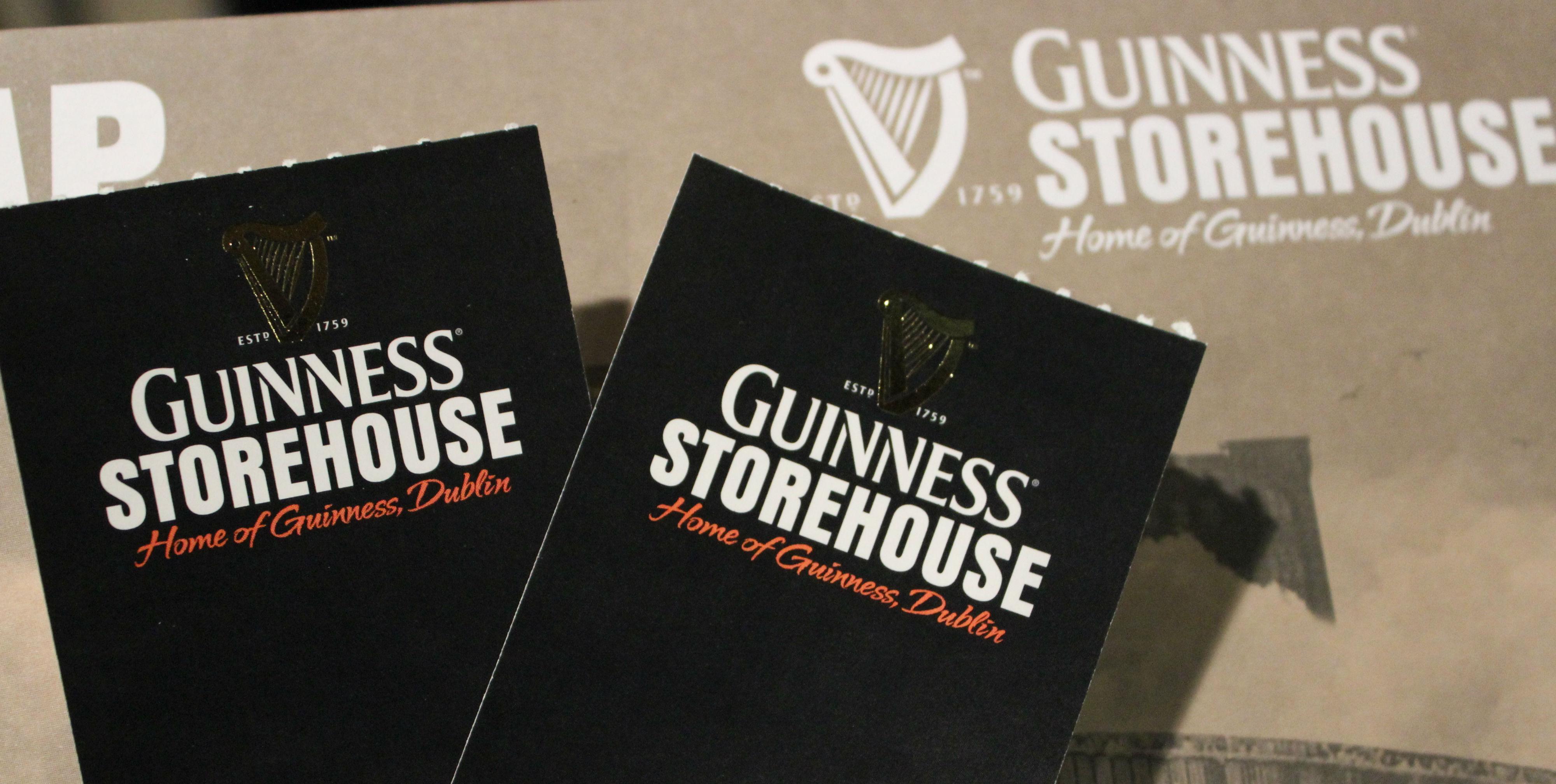 Como e por que visitar a fábrica da Guinness em Dublin