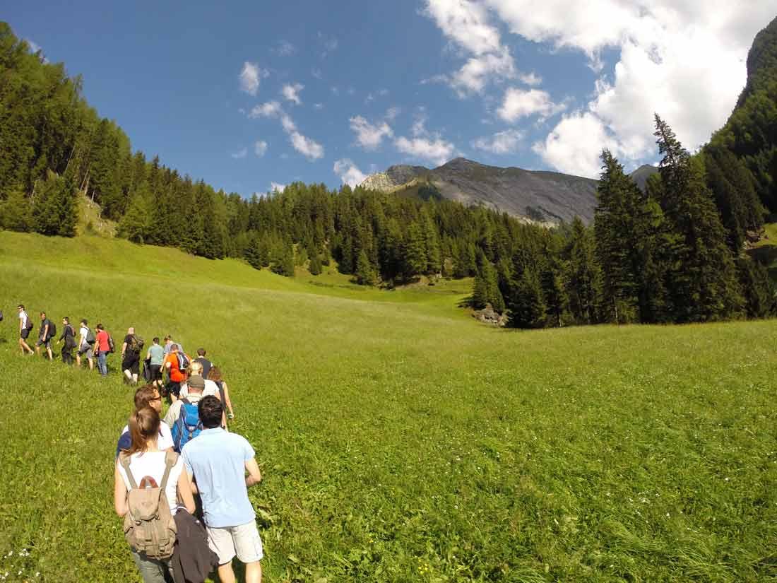 Vale a pena conhecer o Tirol no verão?