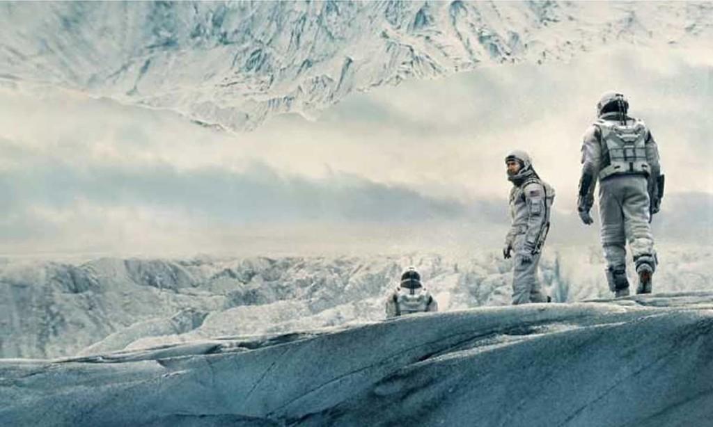 Interstellar Legendary Pictures Allstar
