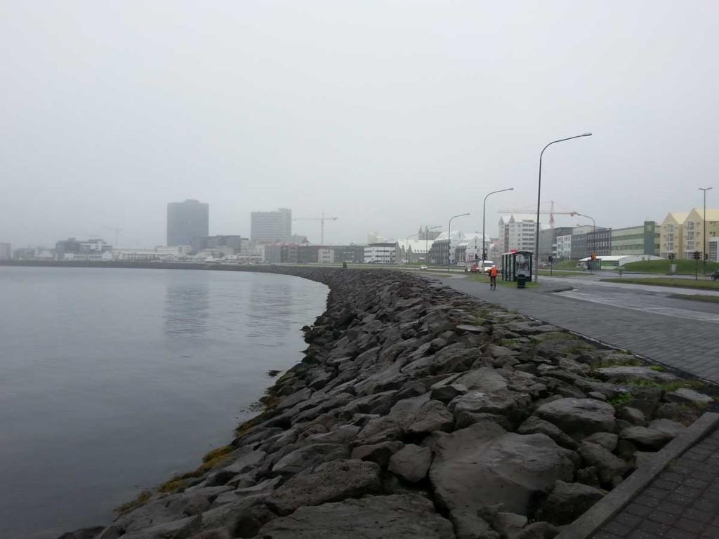Rua de Reykjavik, Islândia