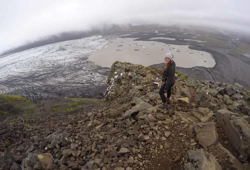 O Parque Skaftafell - Islândia - Vatnajökull National Park