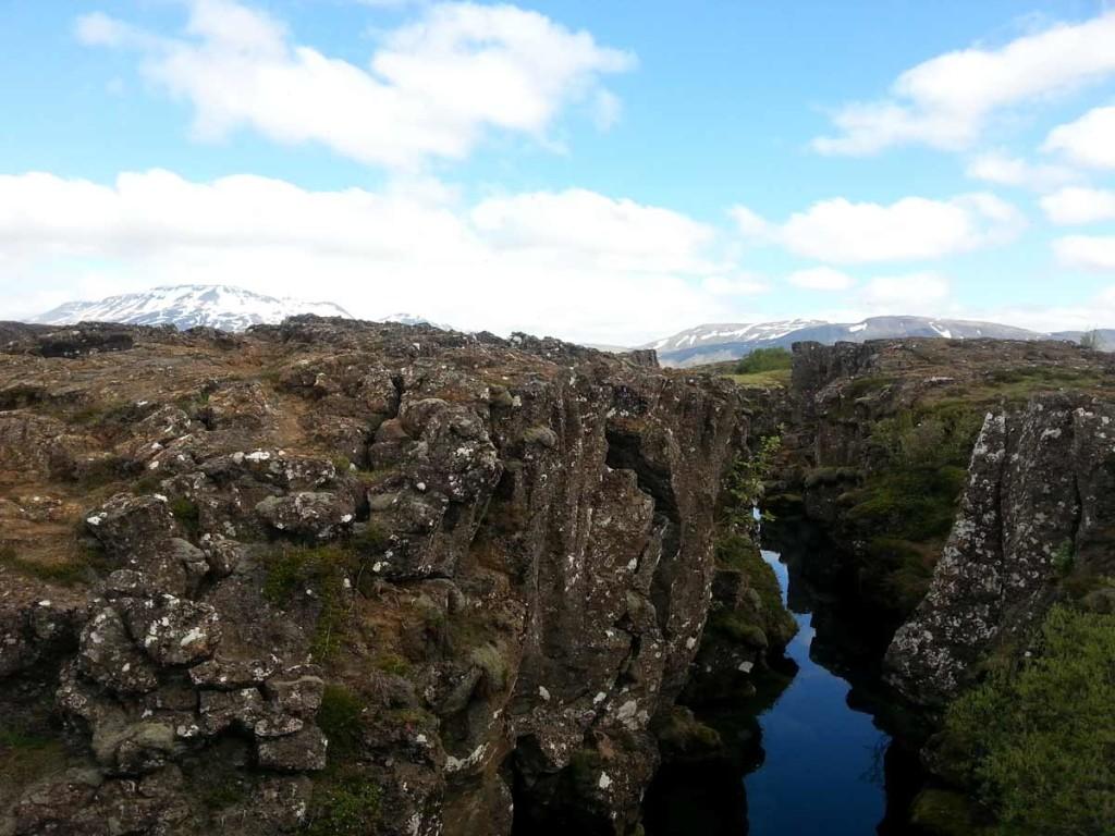 Thingvellir National Park - Islândia