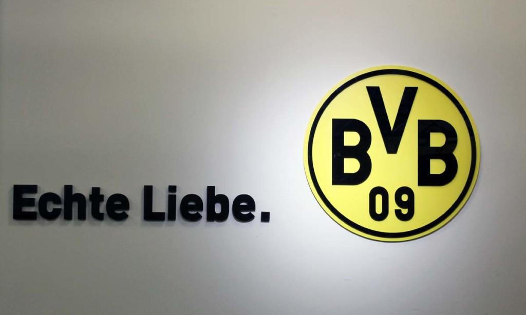 Logo Borussia Dortmund Echte Liebe