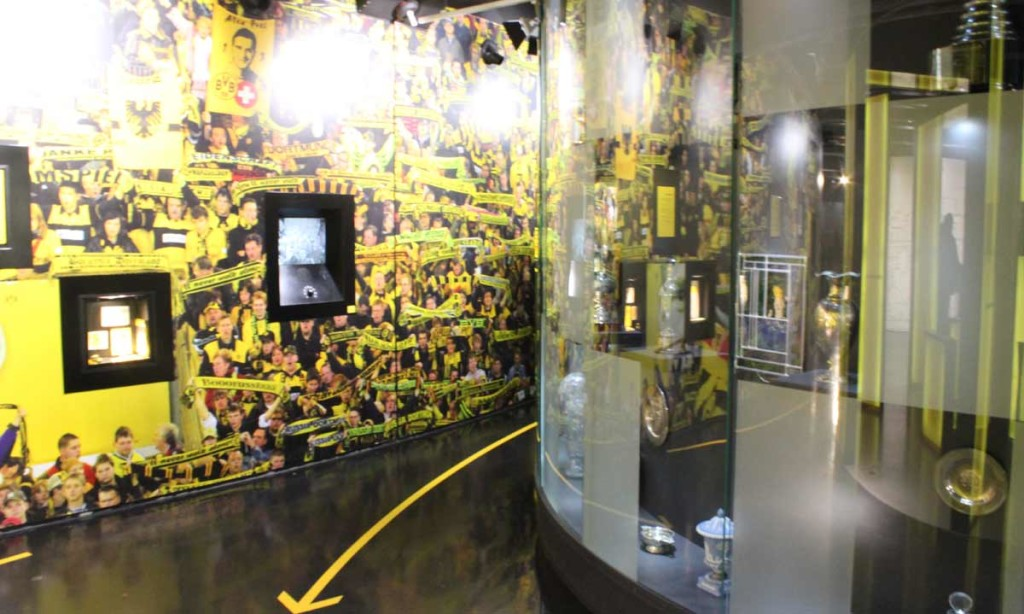 Museu do BVB - Foto: Viagem 0800