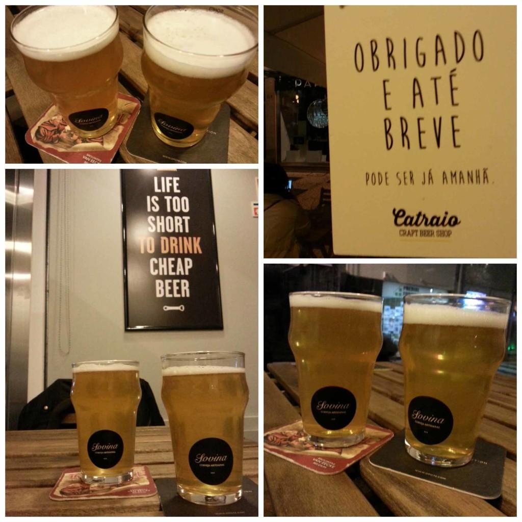 cervejas alternativas bar catraio porto portugal