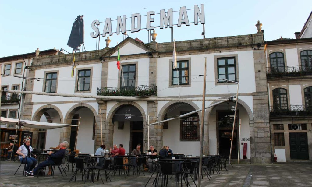 Sandeman - Vinhos do Porto - Foto: Viagem 0800