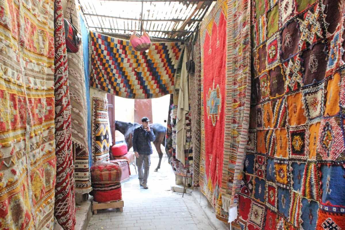 Dicas para fazer compras (e negociar) no Marrocos