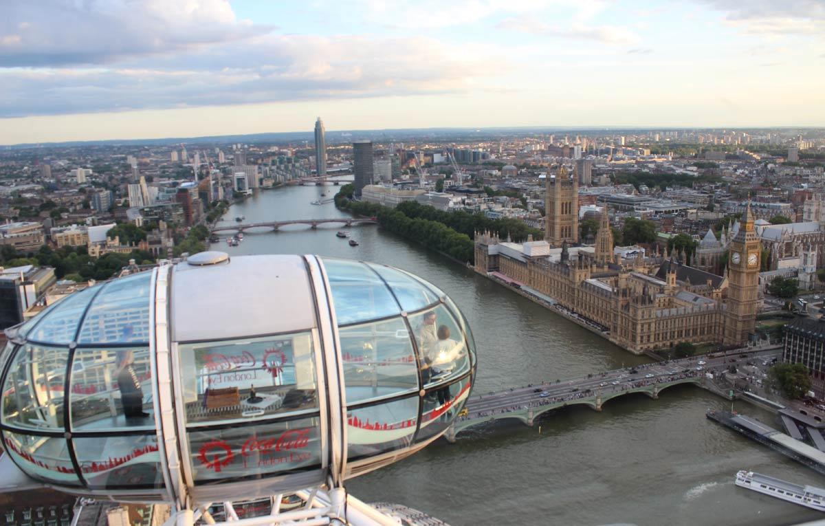 Dá pra ver Londres inteira em dois dias?