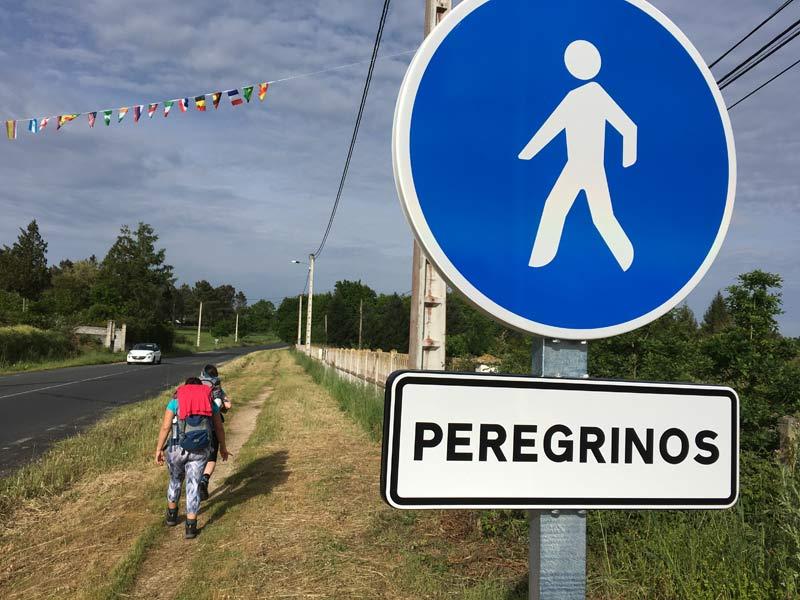 100 km em fotos: as nossas imagens do Caminho de Santiago