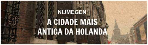 nijmegen desenho mostra a cidade