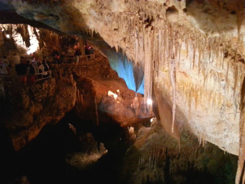 caverna das cuevas del drach