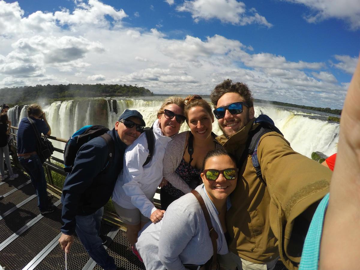 Foz do Iguaçu - Cataratas do Iguaçu - lado argentino