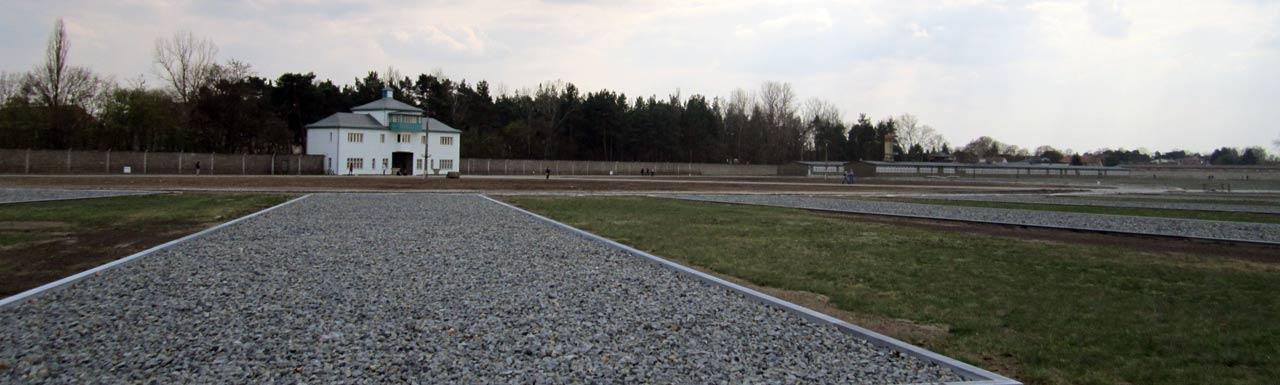 Como visitar um campo de concentração perto de Berlim