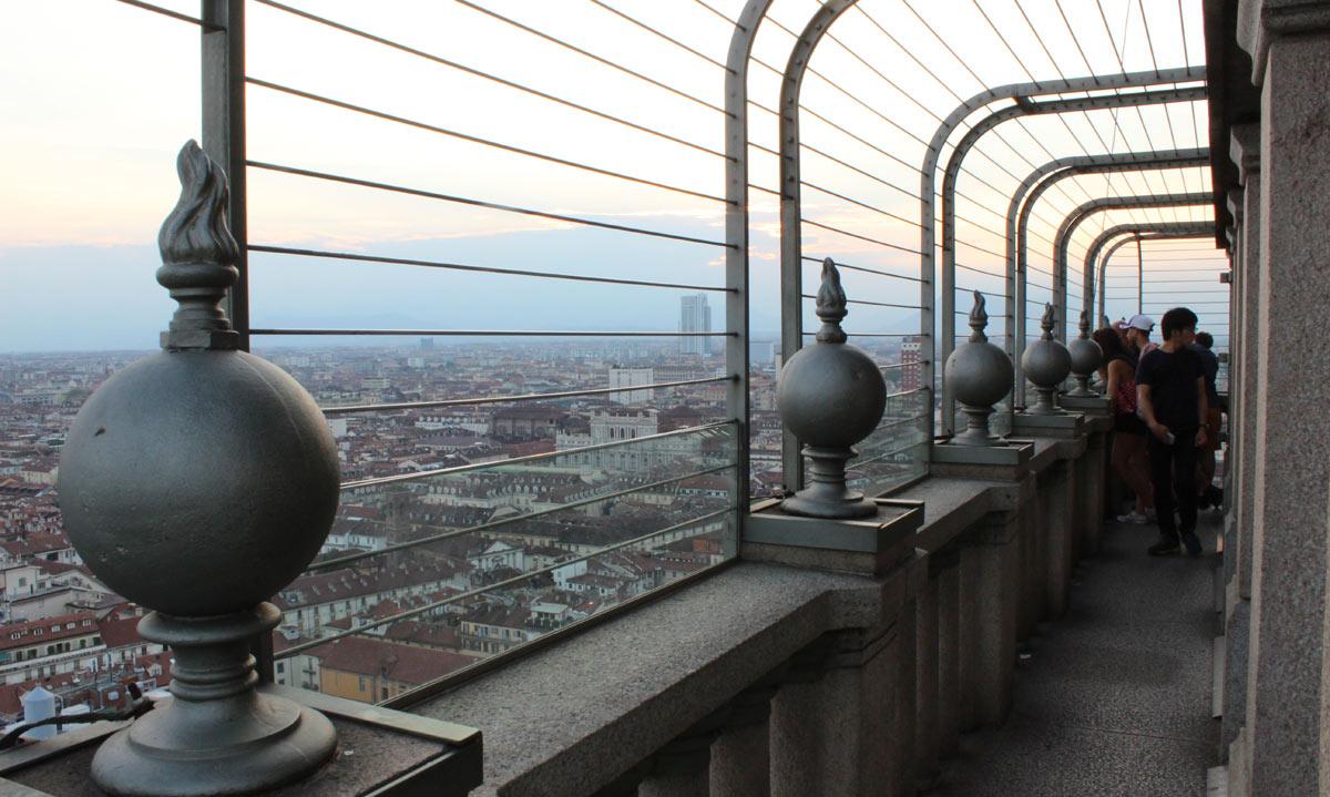 Molle Antonelliana: conheça o prédio mais alto de Turim