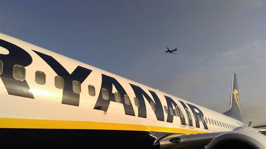 Como é viajar com a Ryanair?