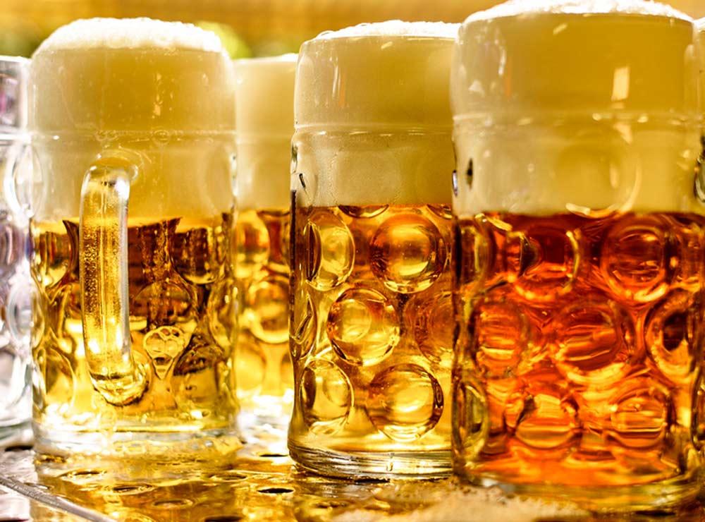 bier garten augustiner keller canecos