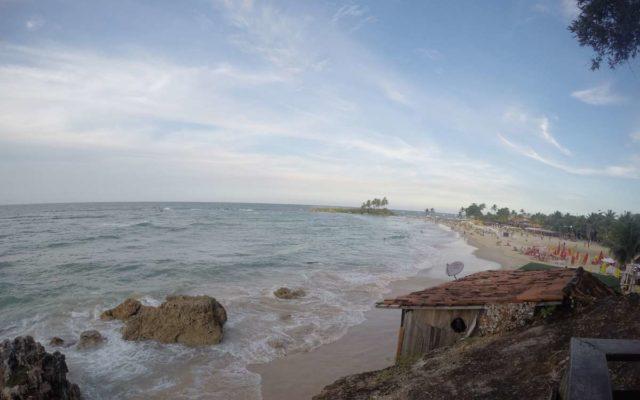 vista da praia 2 em morro de sao paulo