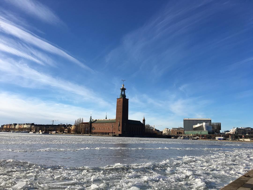 Passeio imperdível: visitar a Prefeitura de Estocolmo