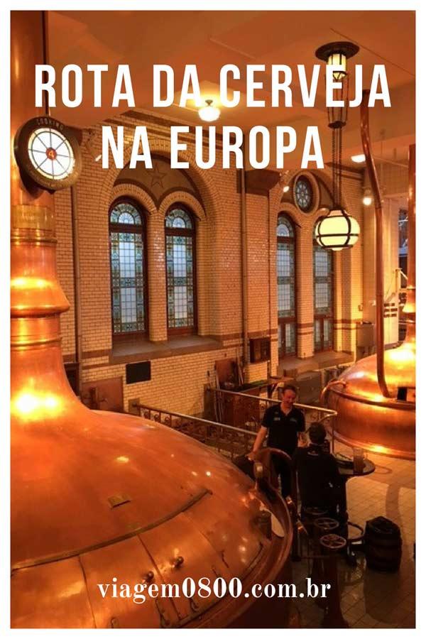rota cerveja europa viagem