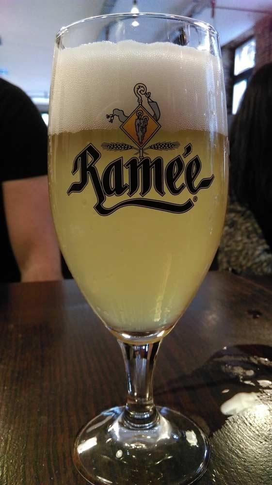 rota cerveja gante belgica blond