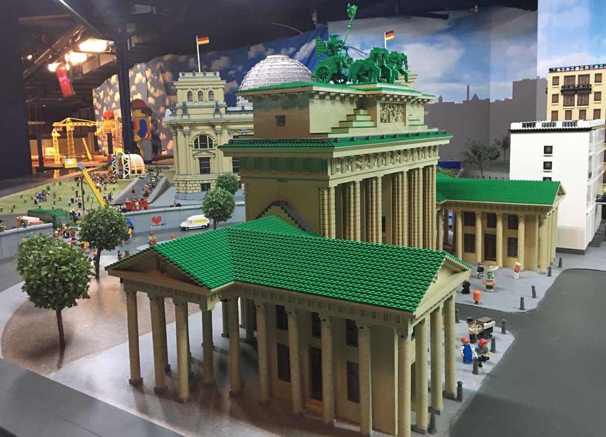 Legoland: passeio imperdível com crianças em Berlim