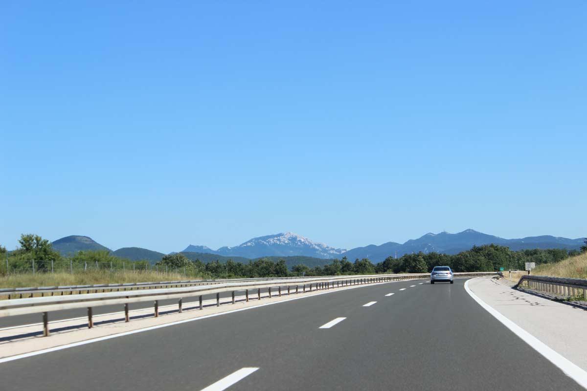 Roadtrip: viajando de carro pela Croácia