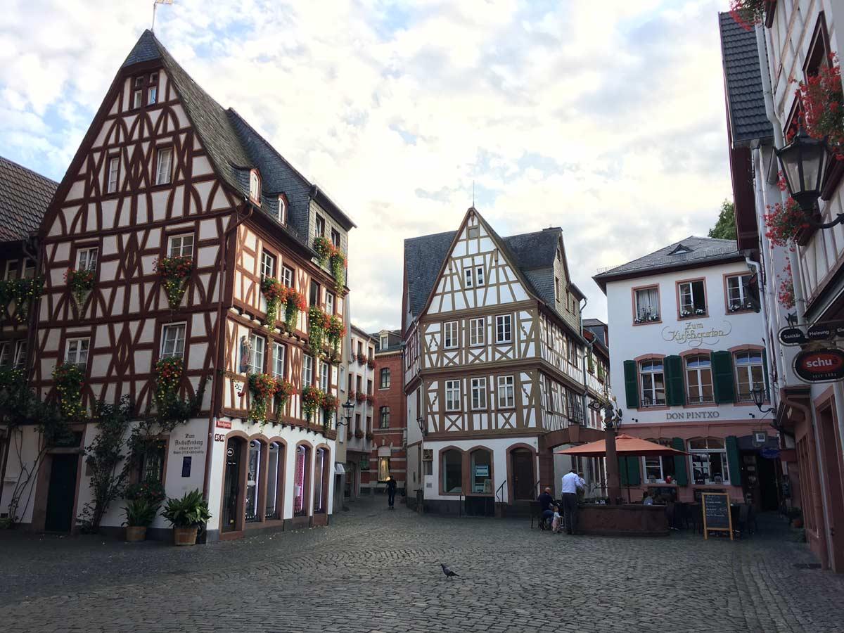O que fazer em Mainz, uma cidade romântica perto de Frankfurt