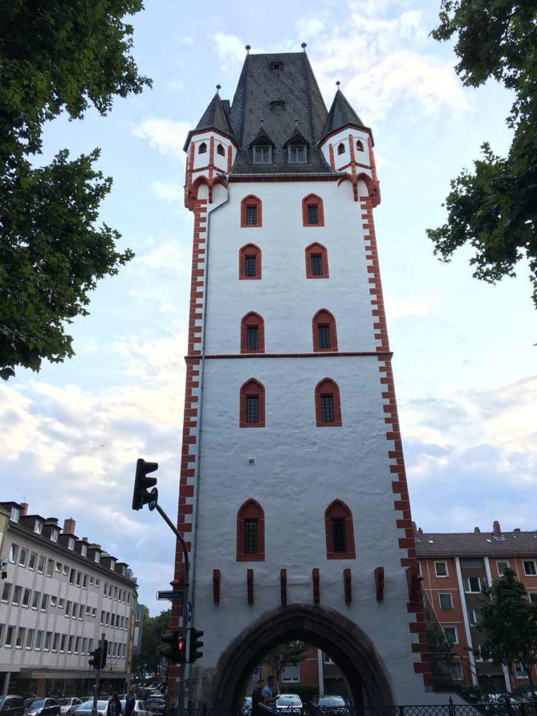 torre de madeira de mainz