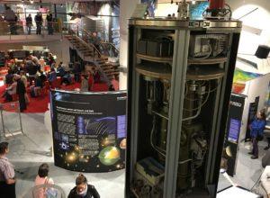 deutsches museum, o museu alemao de Bonn - visto por dentro