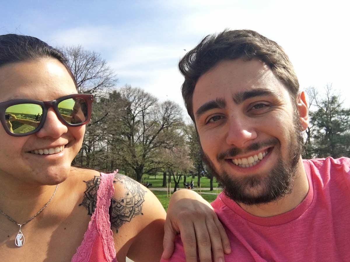 tatiana olegario e daniel courtouke, do blog viagem 0800
