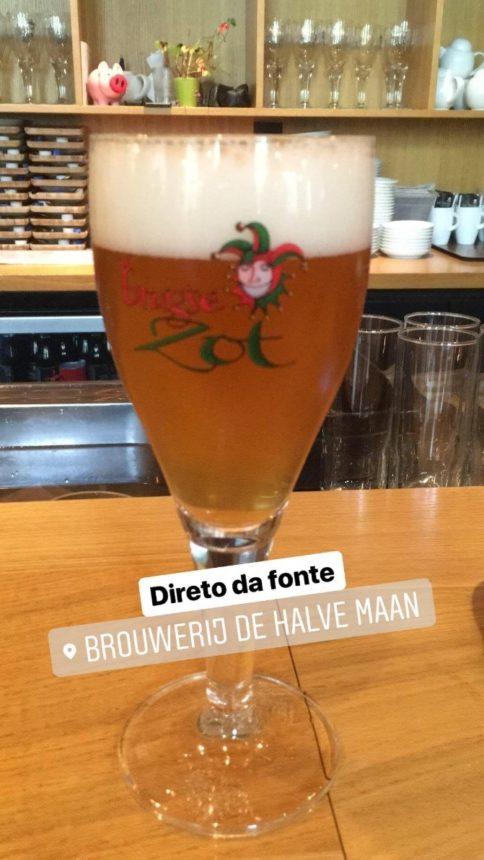 De Halve Maan: a incrível visita a uma cervejaria belga em Bruges