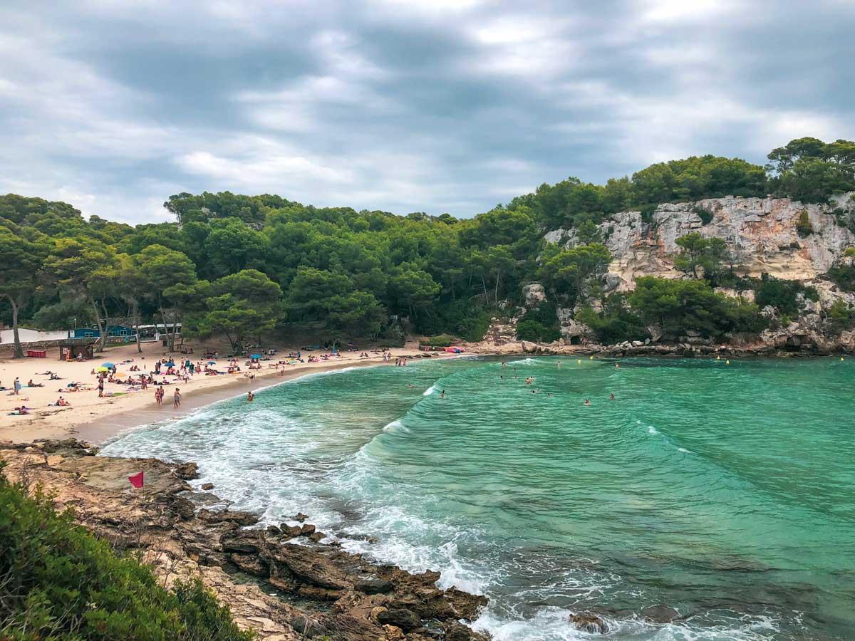 Conheça 5 das melhores praias de Menorca