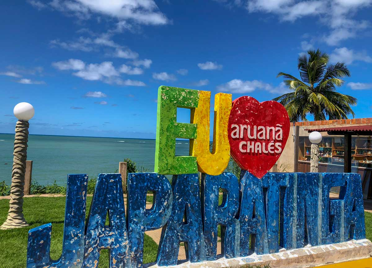 mirante de Japaratinga, no Alagoas