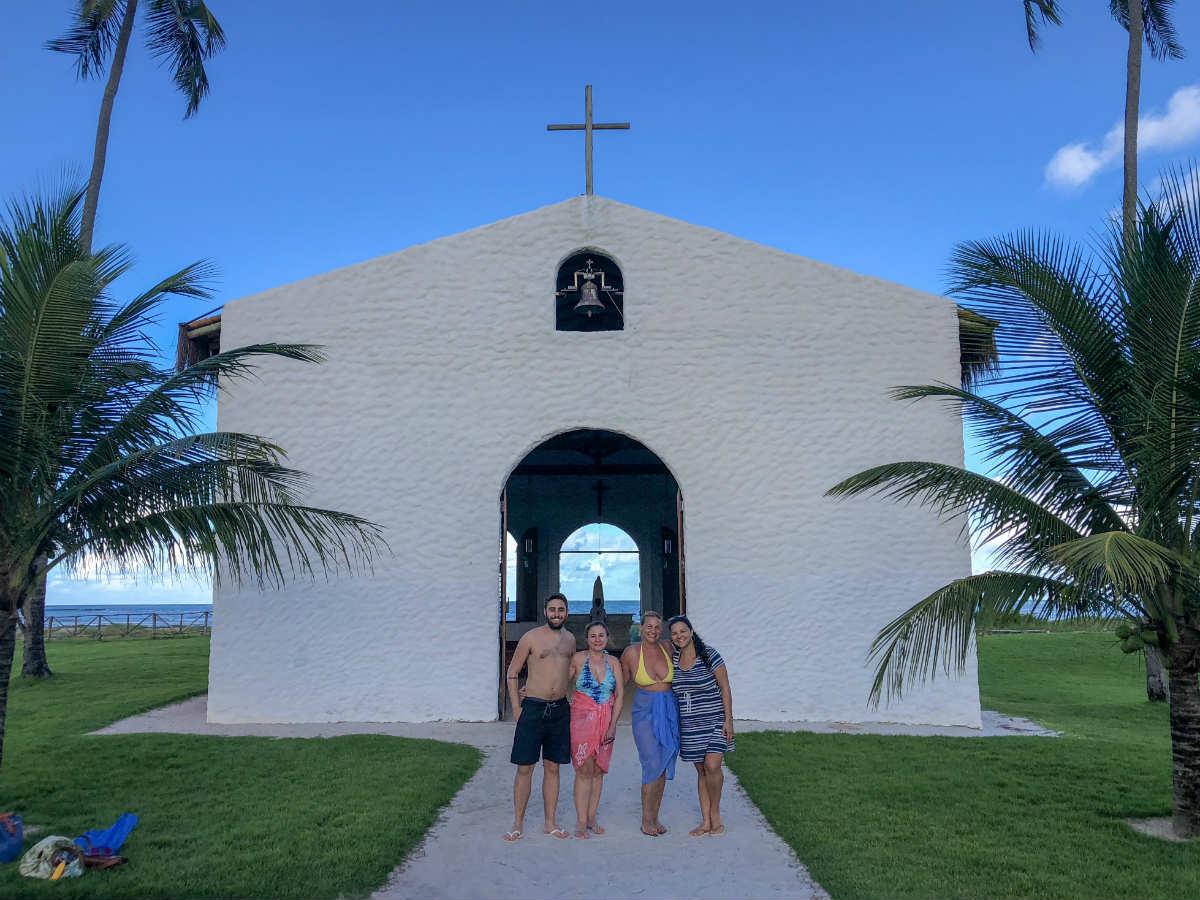 Igreja Sao Miguel dos Milagres Alagoas