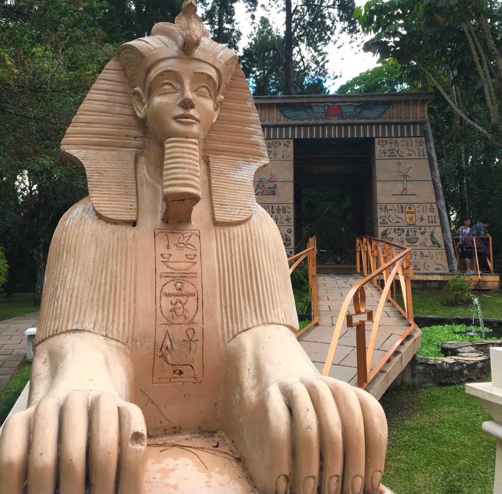 Conheça o Museu Egípcio em Curitiba e veja uma múmia de verdade