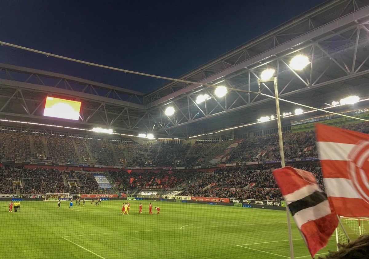 Como ver um jogo do Fortuna Düsseldorf