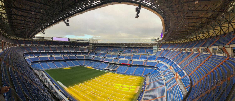 Como visitar o estádio Santiago Bernabéu, a casa do Real Madrid