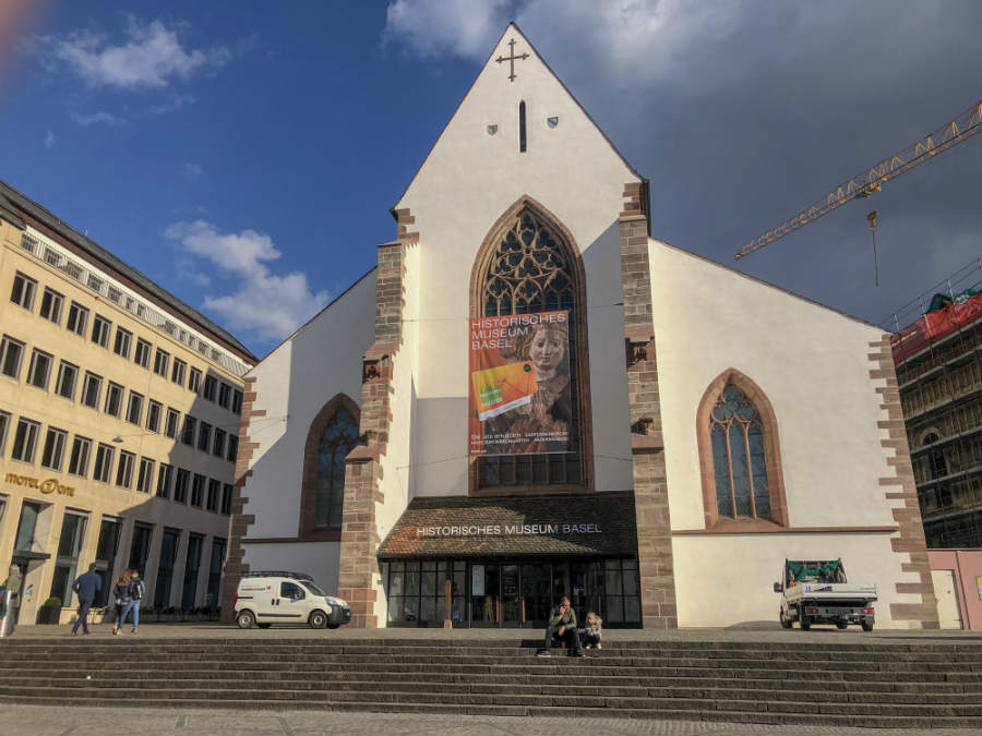 Basel historisches museum