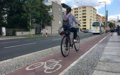 Bicicleta: o melhor jeito de conhecer Berlim e o que sobrou do muro